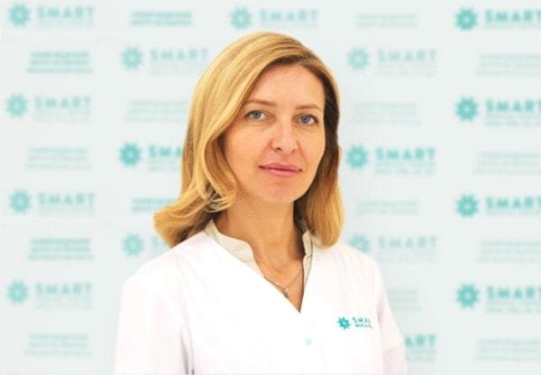Tetiana Yevtushenko